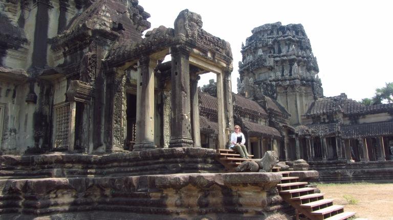 Abbey - Angkor Wat