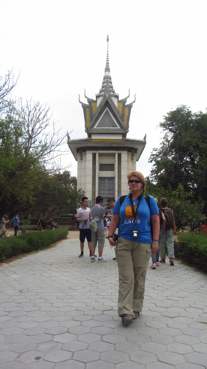 Abbey at Killing Fields
