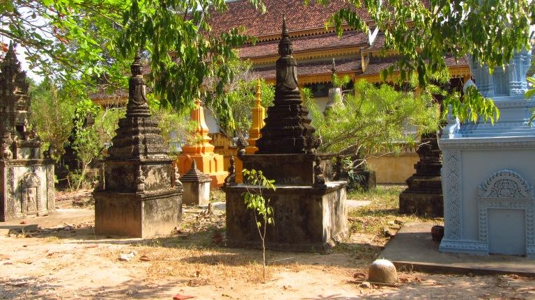 Ankgor Wat - Pagoda
