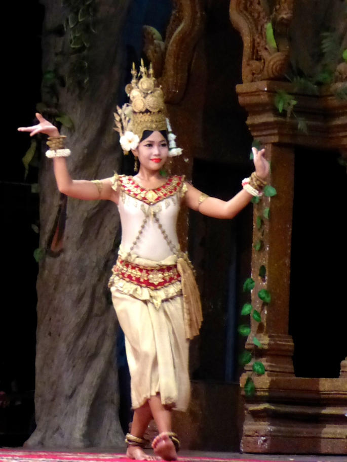 Apsara Dancers 1
