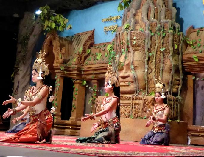 Apsara Dancers 2