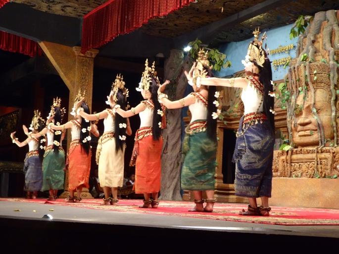 Apsara Dancers 3