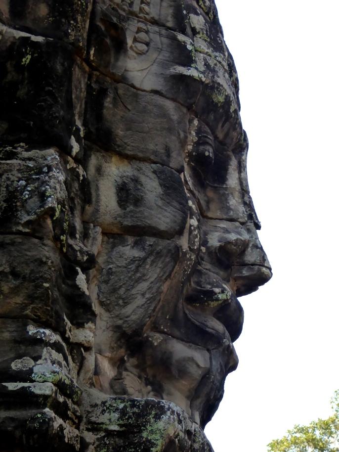 Bayon Face 5