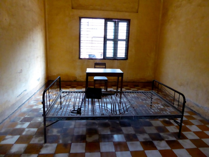 Genocide Museum - Torture Room