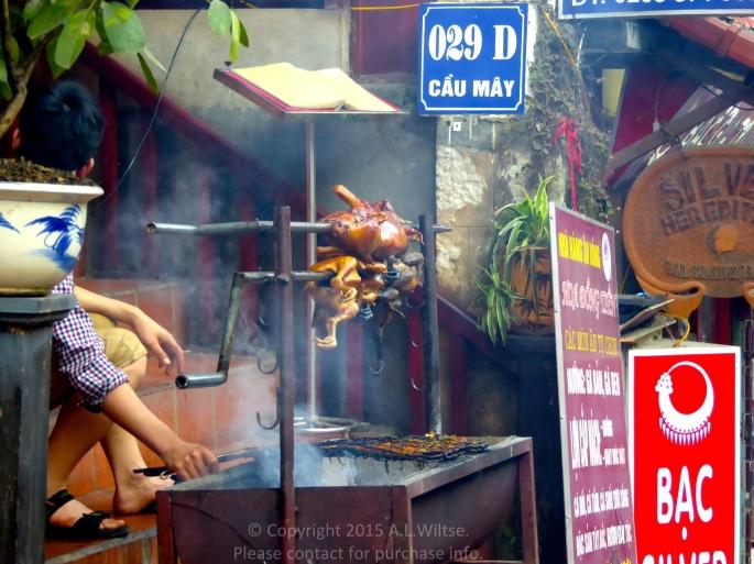 Corner Cooking-Sapa