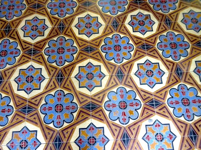 Floor Mosaic