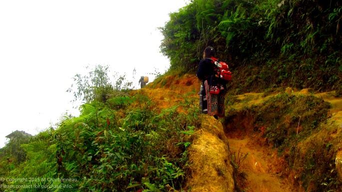 Hill Climbing-Sapa