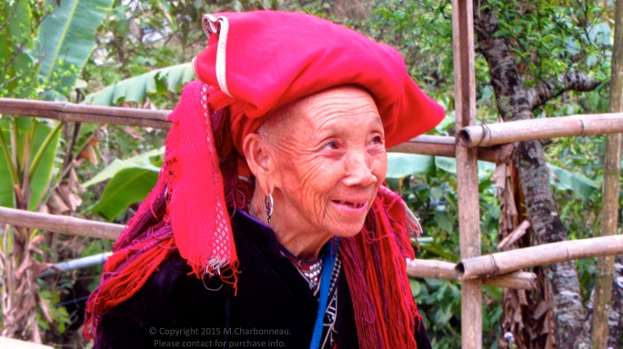 Old Woman-Sapa
