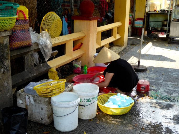 Streetside Chores